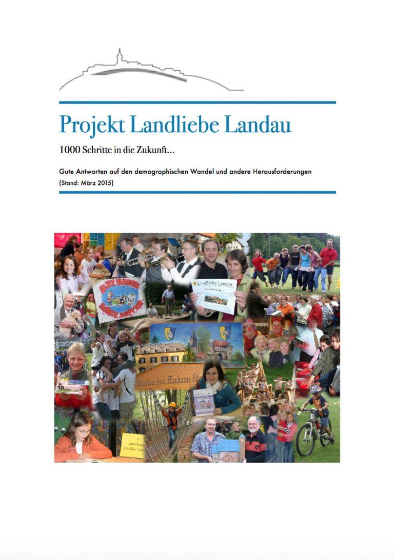 Das Porträt des Projekts Landliebe wurde in den ersten zehn Jahren etliche Male aktualisiert.