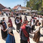 Schützenfest Landau Tanzgruppe Gaudium Saltandi
