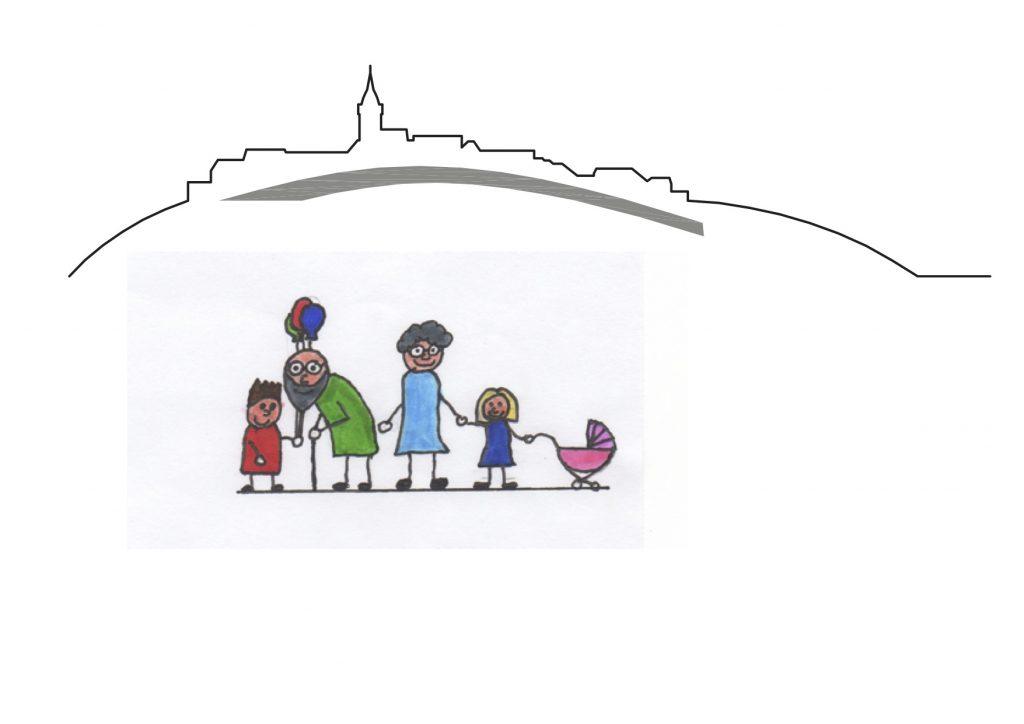Logo Projekt Landliebe mit Männlein
