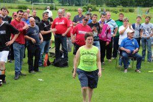 Der TSV Landau ist als Integrationsverein anerkannt – auch wegen des alljährlich stattfindenden Fußballturniers für und mit behinderten Menschen.