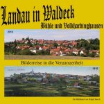 Bildband Landau in Waldeck Buchcover
