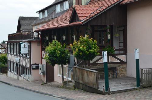 "Landgasthof ""Waldecker Taverne"" Landau"