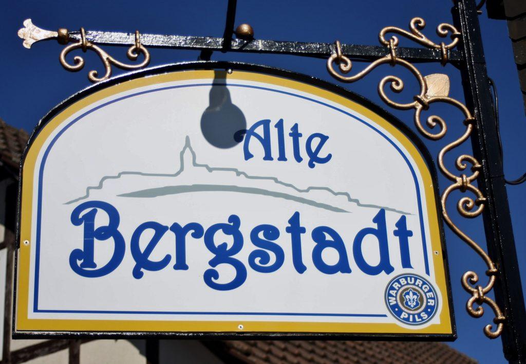 "Gasthof ""Alte Bergstadt"" Landau"