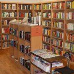 Blick in die Stadtbücherei Landau